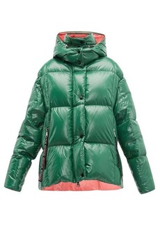 30358abe6 Moncler Parana hooded down-filled coat