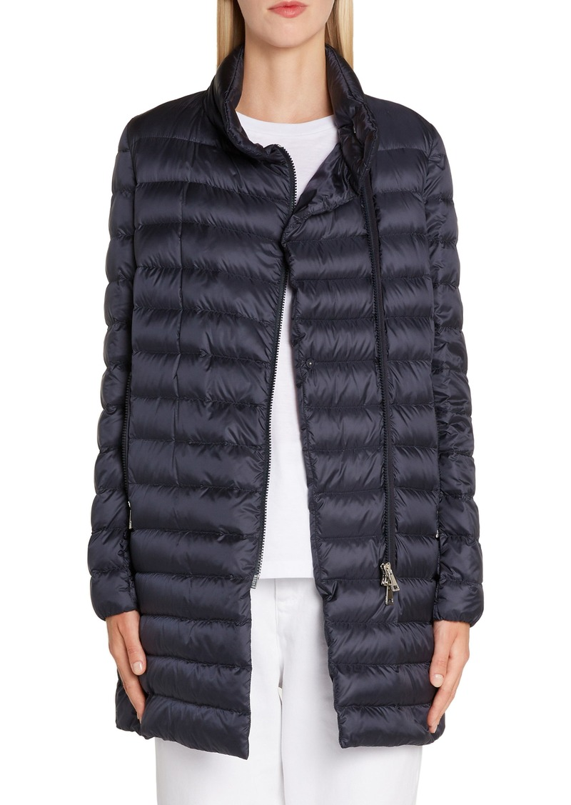 Moncler Berlin Lightweight Down Coat