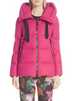 Moncler Serin Hooded Down Jacket