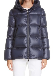 Moncler Seritte Hooded Quilted Down Puffer Jacket