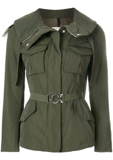 Moncler Sodalite military jacket - Green