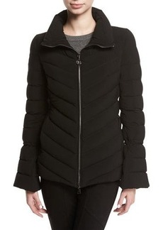 Moncler Solanum Quilted Puffer Jacket