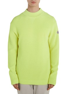 Moncler Solid Crewneck Sweater