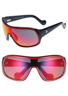 Moncler Sport Aviator 72mm Sunglasses