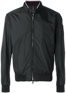 Moncler striped trim lightweight jacket