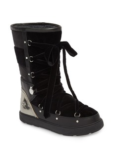 Moncler Syria Stivale Lace-Up Boot (Women)