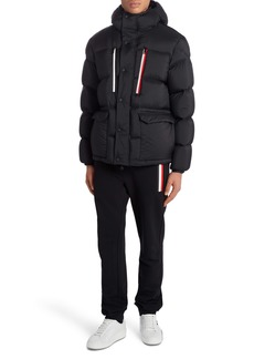 Moncler Taillefer Hooded Down Puffer Jacket