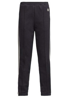 Moncler Taped side technical track pants