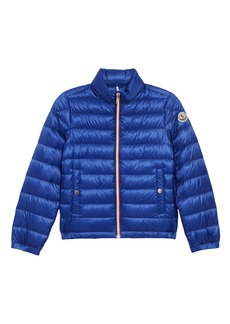 Moncler Tarn Waterproof Nylon Down Insulated Jacket (Little Kid & Big Kid)