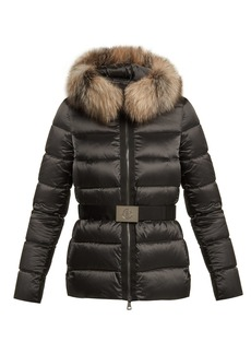 Moncler Tatie quilted-down jacket