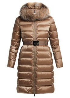 Moncler Tinuviel quilted-down coat
