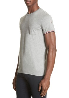 Moncler Tipped Sleeve T-Shirt