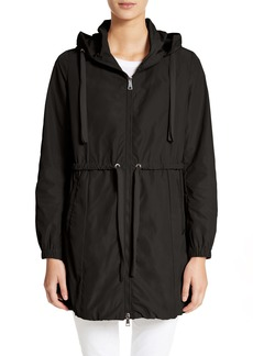 Moncler Topaze Water Resistant Hooded Jacket