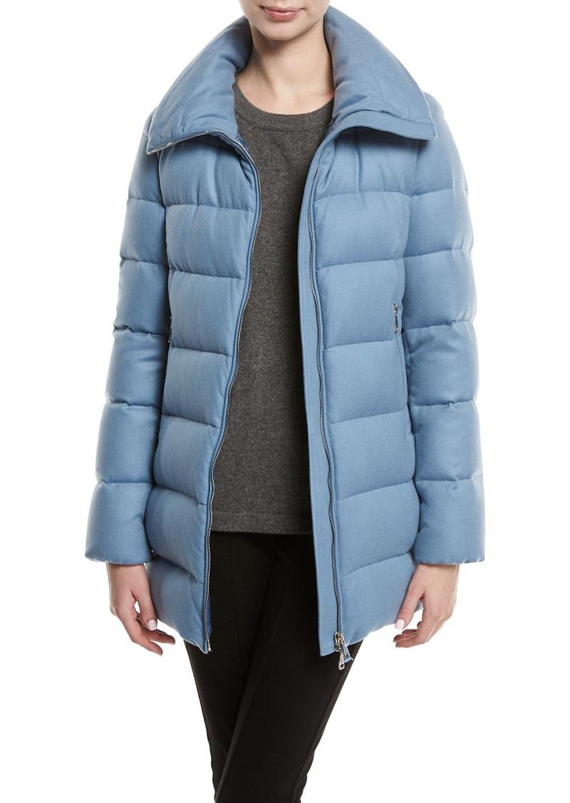 25edd9c51 Torcelle High-Neck Puffer Coat
