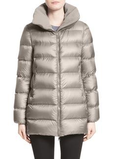 Moncler 'Torcyn' Nylon Down Puffer Coat