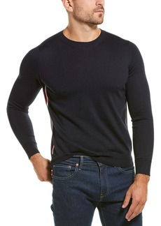 Moncler Tricot Wool Crewneck Sweater