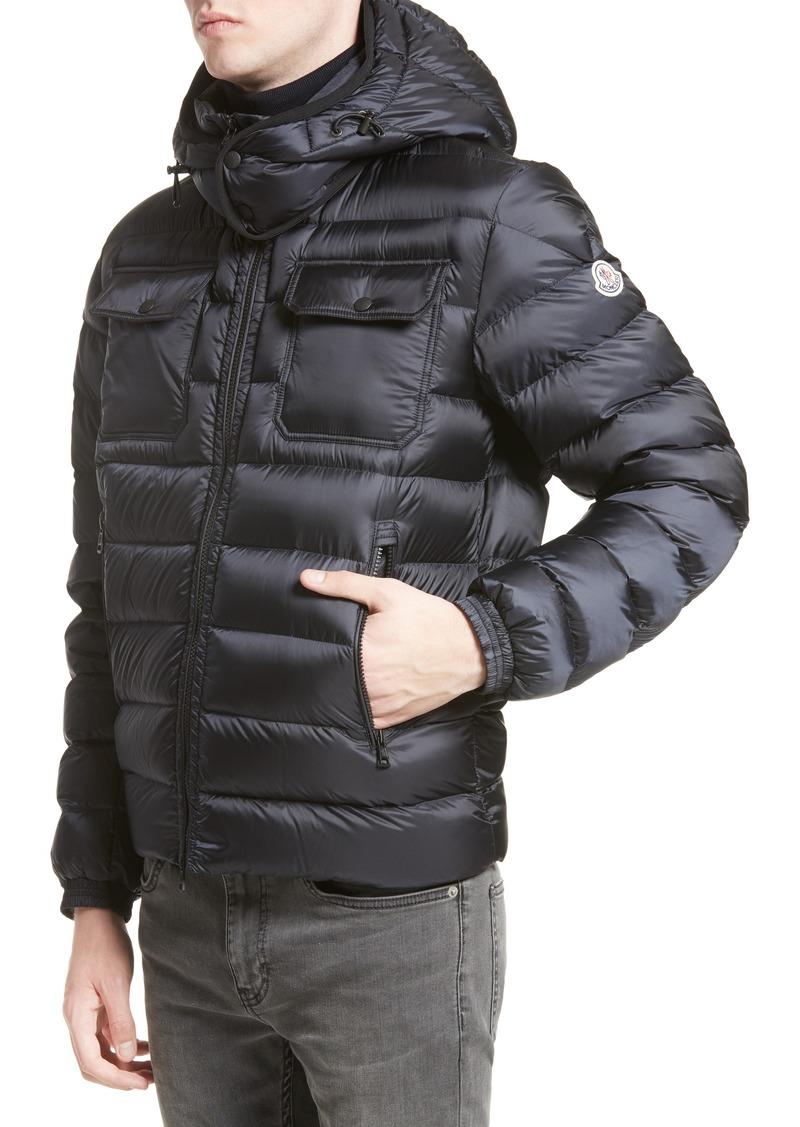 moncler valence coat