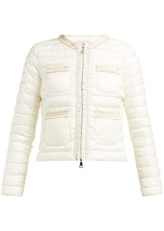 91c2556b0 Moncler Wellington braided quilted-down jacket
