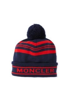 Moncler Women's Jumbo Pompom Beanie Hat