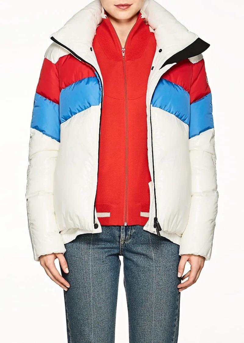4587109fd Grenoble Women's Lamar Striped Puffer Coat