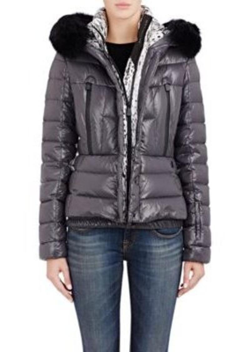 Moncler Women's Tech-Taffeta Beverly Hills Jacket