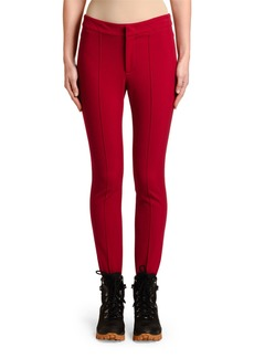 Moncler Woven Seamed Trousers