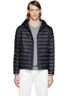 Moncler Navy Down Giroux Jacket