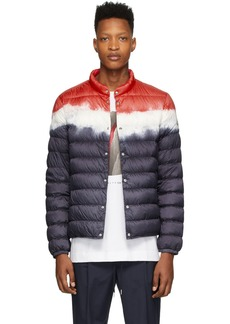 Moncler Navy Down Jupiter Jacket