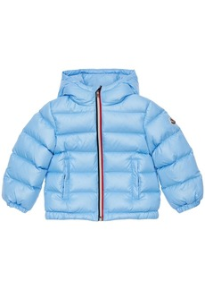 Moncler New Aubert Laqué Nylon Down Jacket