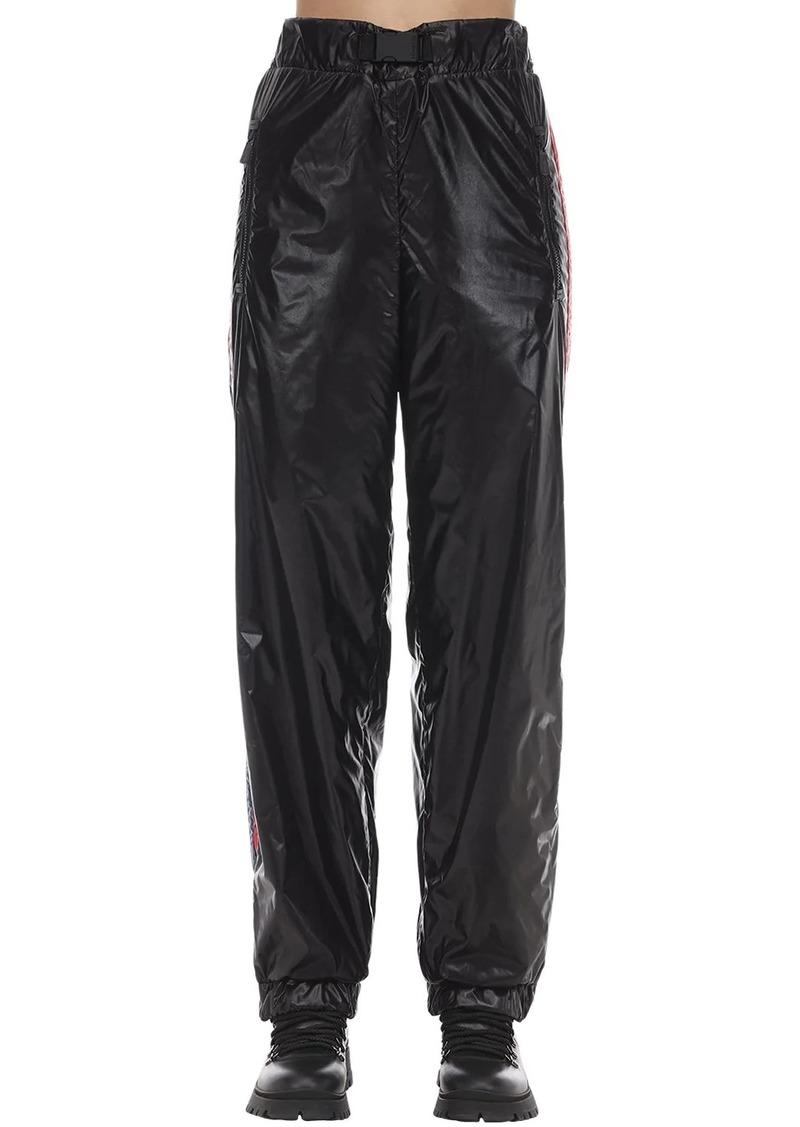 Moncler Nylon Lacqué Pants