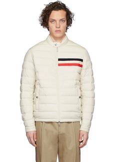 Moncler Off-White Down Yeres Jacket