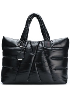 Moncler oversized padded tote bag
