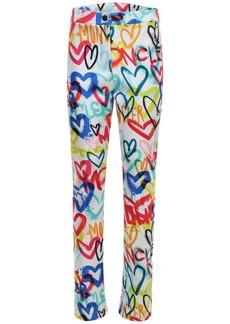 Moncler Printed Tech Pants