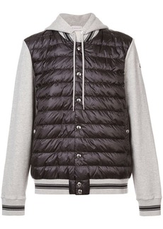 Moncler puffer Maglia cardigan jacket