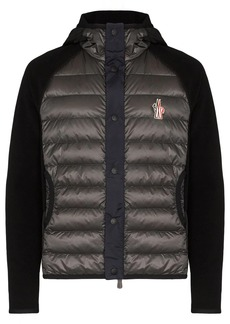 Moncler quilted fleece jacket