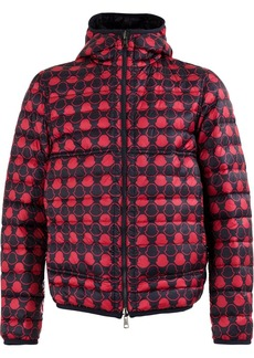 Moncler quilted reversible jacket