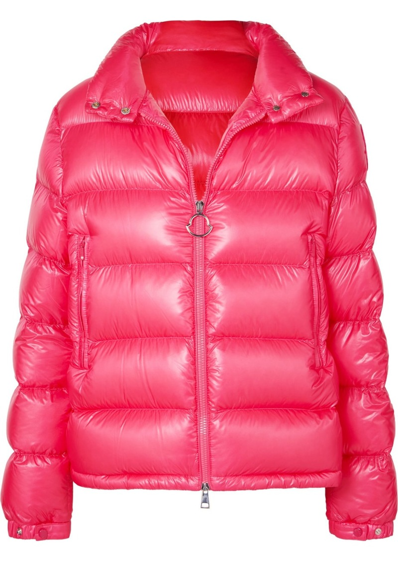 bb8b78c994b Moncler Quilted Shell Down Jacket | Outerwear