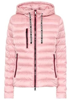 Moncler Seoul quilted down jacket