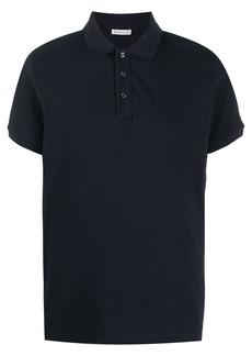 Moncler short-sleeve polo shirt