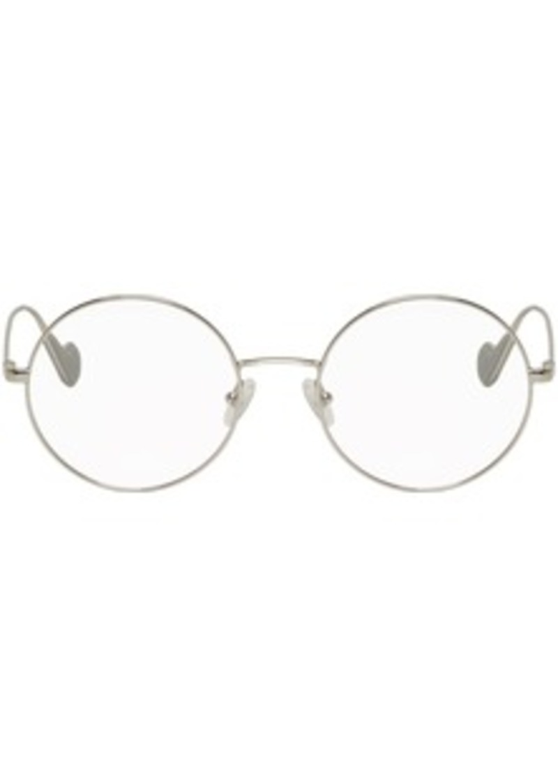 Moncler Silver ML 5047 Glasses