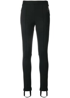 Moncler skinny stirrup trousers