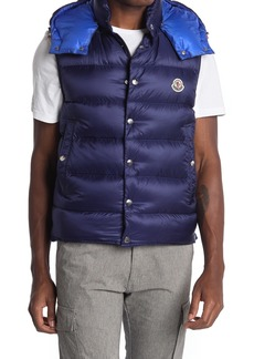 Moncler Sleeveless Quilted Vest