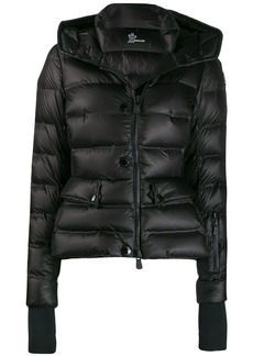 Moncler slim fit puffer jacket