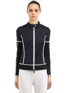 Moncler Soft Jersey Double Sweatshirt