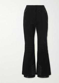 Moncler Sportivo Stretch-twill Bootcut Ski Pants