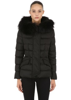 Moncler Sterne Nylon Down Jacket