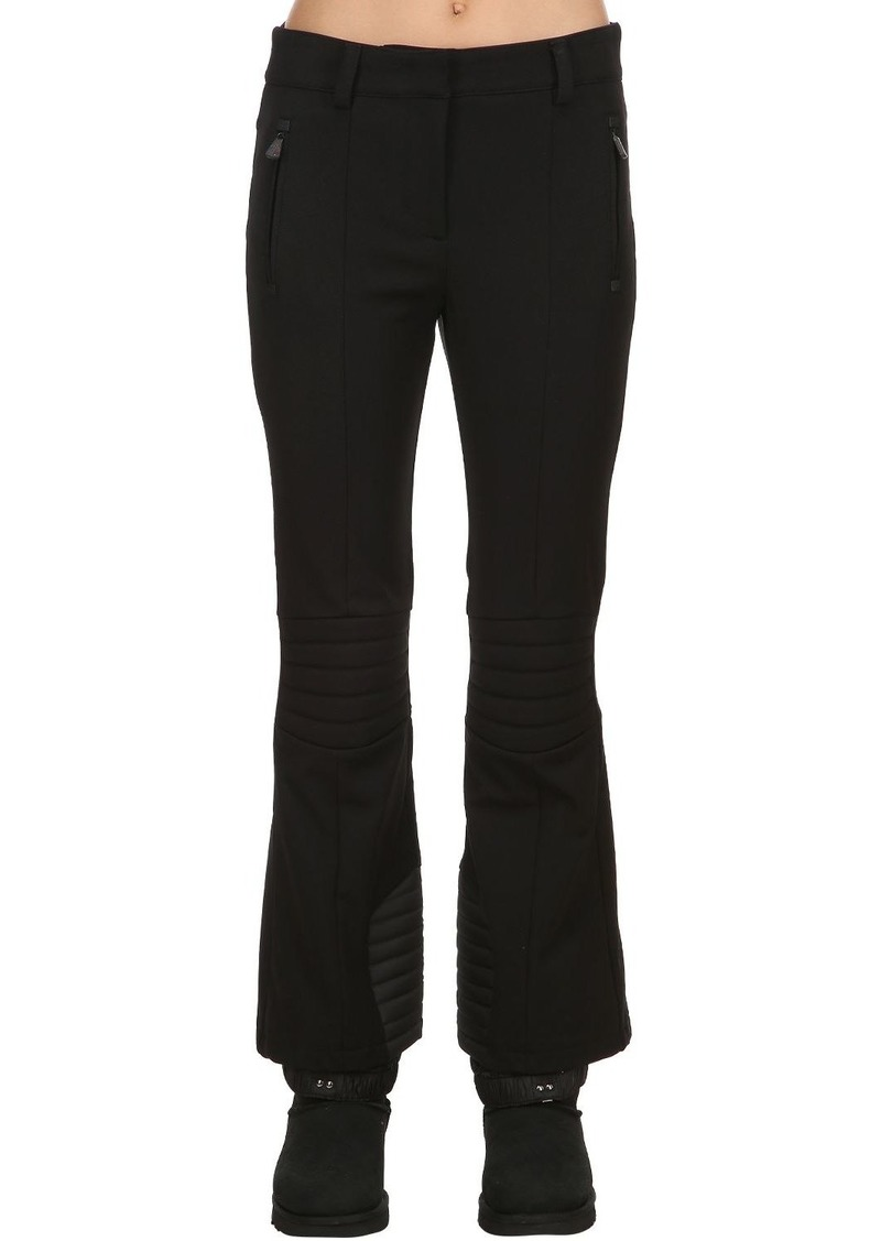 c7399e3c4c Moncler Stretch Twill Ski Pants