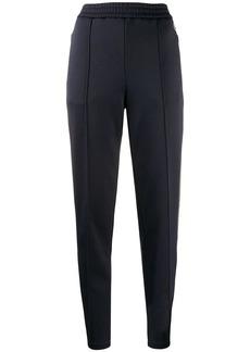 Moncler stripe detail track pants