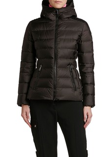 Moncler Tetra Semi-Fit Puffer Jacket
