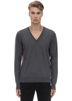 Moncler Virgin Wool Sweater